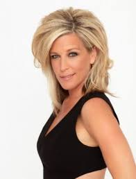 how to get laura wright s healthy hair gh s laura wright talks on her emotional scenes as carly reels