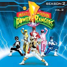 Turbo Power Rangers 2 - mighty morphin power rangers season 2 vol 2 on itunes