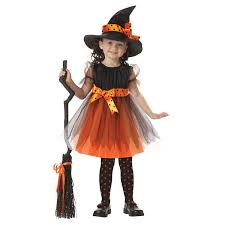 Dog Halloween Costume Kids Kids Cosplay Halloween Party Cute Evil Witch Cloak Costume