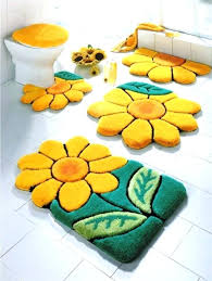 Gold Bathroom Rug Sets Gold Bathroom Rug Sets Janski Home