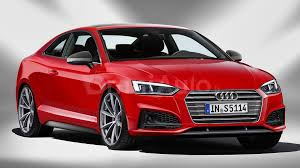 audi convertible hardtop 2017 audi s5 coupe render seems highly plausible