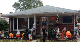 halloween decorated houses the kleibers com welcome