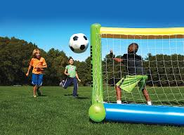 amazon com franklin sports kong air sports soccer set sports