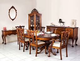 Traditional Dining Room Furniture Chippendale Dining Room Chippendale Dining Set Traditional Dining