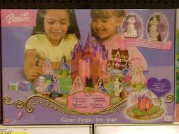barbie princess pauper game board game boardgamegeek