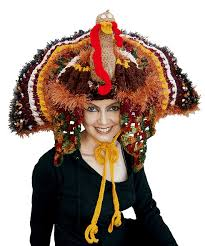 thanksgiving turkey hat all you need to about this post in three words thanksgiving