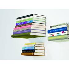 umbra conceal shelf buy hidden bookshelves at exit interiors