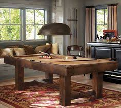 Rustic Pool Table Lights by How To Build A Pool Table Rustic Style Diy Projects Pinterest