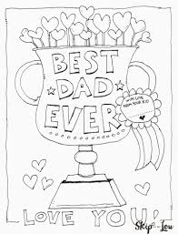 fathers card coloring pages daddy coloring pages