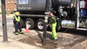 premier oilfield hydrovac excavator cat ct660 chassis youtube