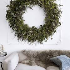 supersize your traditional wreath room envy
