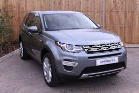 land rover discovery 5 2016 used land rover discovery sport cars for sale motors co uk