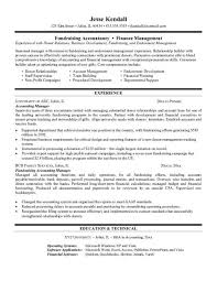 Resume Connection Accounting Resume Template Accountant Clerk Resume Template