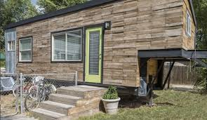 micro mobile homes idaho mom built a tiny house for her family and their great dane