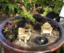 diy fairy garden container ideas outdoor furniture best fairy