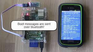 raspberry pi android raspberry pi serial console bluetooth