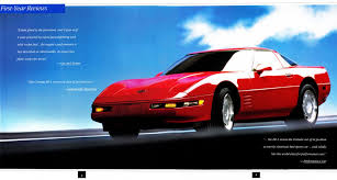 c4 corvette years corvette facts c4 1984 1996 the daily drive consumer