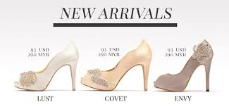 wedding shoes malaysia new arrivals at shoe heaven welcome to shoe heaven welcome to