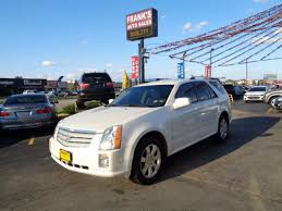 2008 cadillac srx for sale used 2008 cadillac srx for sale in south il 60473 frank s