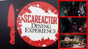 halloween horror nights ticket discounts halloween horror nights 26 scareactor dining experience universal