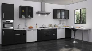 straight shaped modular kitchen designs