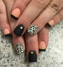 230 best art orange nails design images on pinterest nail art