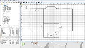 draw a floor plan free best program to draw floor plan awesome free software sweethome3d