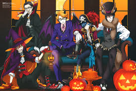 halloween anime pics happy halloween anime style interest anime news network