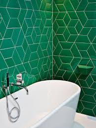 green bathroom tile ideas best 25 green bathroom interior ideas on green