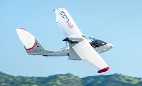 hibious light sport aircraft we go for a flight in the amphibious icon a5 airplane news car