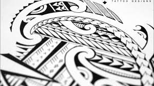 maori shoulder drawing a halfsleeve tattoo with maori and samoan patterns youtube