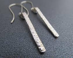 eco earrings earrings etsy