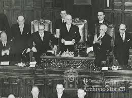 parlamento seduta comune parlamento in seduta comune archivi periodo repubblicano