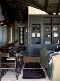 House That Combines Industrial And Traditional Style Decoholic - Interior design traditional style