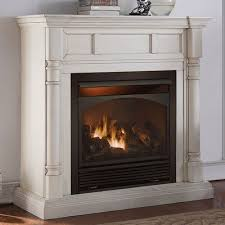Vent Free Propane Fireplaces by Duluth Forge Full Size Dual Fuel Ventless Natural Gas Propane