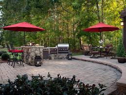 Outdoor Patio Landscaping 22 Outdoor Kitchen Bar Designs Decorating Ideas Design Trends