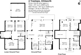 Huf Haus Floor Plans by 5 Bedroom House For Sale In Treetops Woodside Chilworth