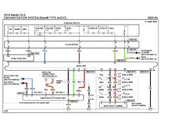 wiring diagram mazda 3 2014 28 images mazda t4600 wiring