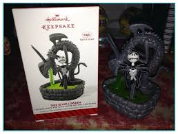 nightmare before ornaments