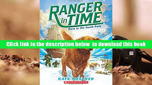 read online race to the south pole ranger in time 4 kate