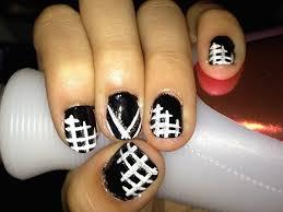 55 most beautiful black nail art designs