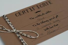 Free Blank Gift Certificate Templates The Petit Cadeau Printable Gift Certificates For Men