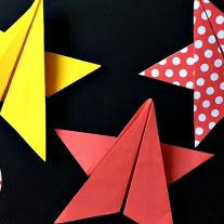 cool paper crafts origami how to make a paper transforming origami paper