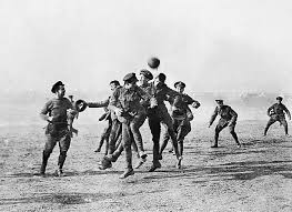 the forgotten christmas truce of 1914 psychopaths versus the