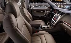 Gmc Acadia Denali Interior 2016 Gmc Acadia Denali Mid Size Luxury Suv Vehicle With Exclusive