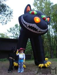 Extreme Outdoor Halloween Decorations by Blow Up Halloween Decorations Pottery Barn Halloween Decor