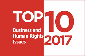 top 10 issues institute for human rights and business