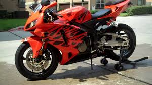 honda cbr 600 orange and black honda cbr 600rr for sale 5250 00 youtube