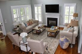 What To Put On End Tables by The Wanna Be Southern Belle Home Tour Living Room Help Us Decide