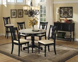 dining room round tables kitchen u0026 dining classy dining furniture design with granite